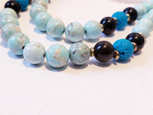 Load image into Gallery viewer, ARTEMIS | GODDESS OF THE MOON | MALA NECKLACE