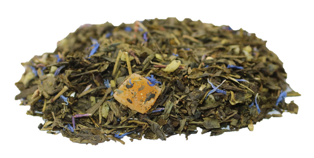 Greeña Colada Hemp-Infused Tea