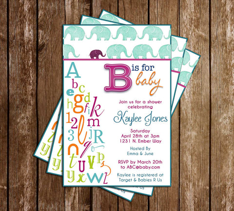 Novel Concept Designs Birthday Invitations