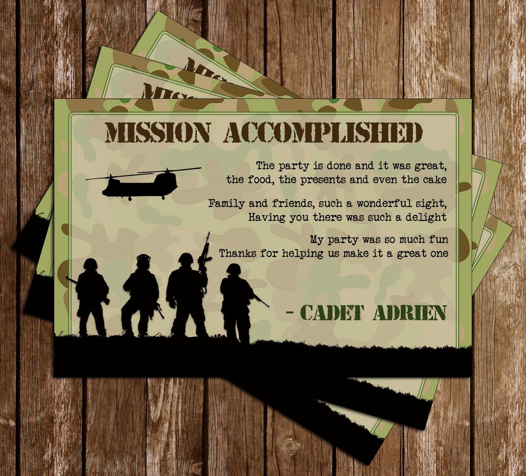 Novel Concept Designs - Calling All Troops - Army ...