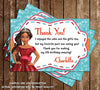 Elena of Avalor - Birthday Party Invitation