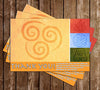 Avatar The Last Airbender Thank You Card