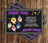 Baby Shark - Doo Doo Doo - Birthday - Party - Invitation