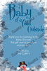 Baby It's Cold Outside - Baby Shower - Thank You Card