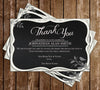 Christening - Baptism - Thank You Card