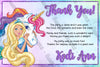 Barbie - Dreamtopia - Birthday Party Invitation