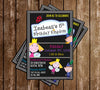 Ben & Holly's Little Kingdom - Birthday Party Invitation