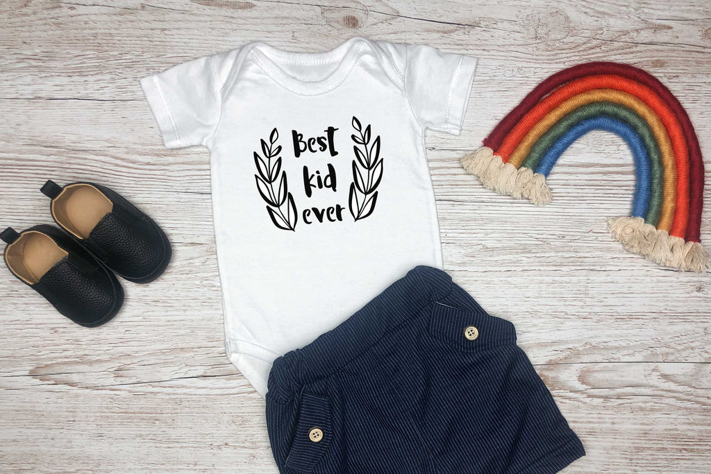 Best Kid - Baby - Onesie