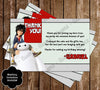 Big Hero 6 Chararcter Birthday Ticket Invitations