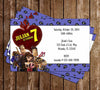 The Book of Life Birthday Party Invitation