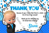 Boss Baby - Movie - Birthday - Party - Invitation