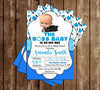 Boss Baby - Boy - Baby Shower - Invitation