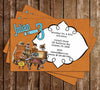 Boxtrolls Movie Birthday Party Invitations