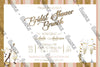 Brunch - Bridal Shower - Thank You Card