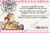 Some Baby - Charlotte's Web - Baby Shower Thank You Card