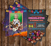 Coco Movie - Photo - Birthday Party - Invitation