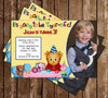 Daniel Tiger Birthday Invitation