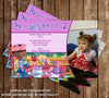 Doc McStuffins Birthday Invitation (Photo)