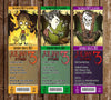 Don't Starve Game Birthday Party Ticket Invitations