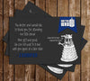 Doctor Who - Dalek Thank You