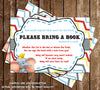 Baby Dumbo the Flying Elephant  - Gender Neutral - Baby Shower Invitation
