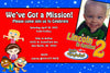 Little Einsteins Birthday Invitations