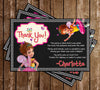 Fancy Nancy - Disney JR - Birthday Party - Invitations