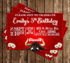 Ferdinand - Movie - Birthday Party - Invitation