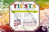 Fiesta - Baby Shower - Baby Shower - Invitation