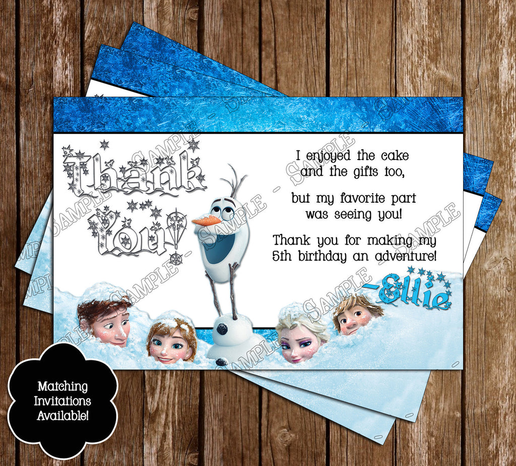 Novel Concept Designs Disneys Frozen Birthday Party Ticket – Invitation Ticket