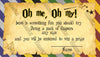 Harry Potter - Baby Shower - Diaper Raffle Ticket