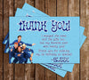Disney Imagination Movers Thank You Card