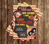 The Incredibles - Jack Jack -  Birthday Party - Invitations