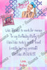 Jojo Siwa - Tall - Birthday - Party - Invitation