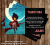 Kubo and the Two Strings - Birthday Thank You Card