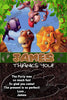 Land before Time - Sprout - Birthday Party - Thank You Card
