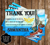 Legend of Zelda Video Game Thank You Card