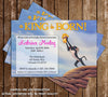 The Lion King - A King is Born - Baby Shower Bring A Book Insert