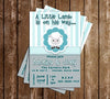 Little Lamb - Baby Shower - Invitation