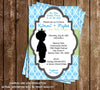 Precious Little Prince - Royal Baby - Baby Shower Invitation