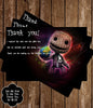 Little Big Planet Video Game Thank You Card