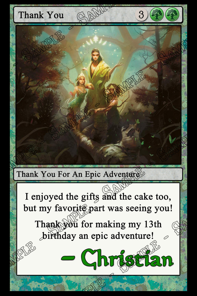 Novel Concept Designs Magic The Gathering Card Game Birthday