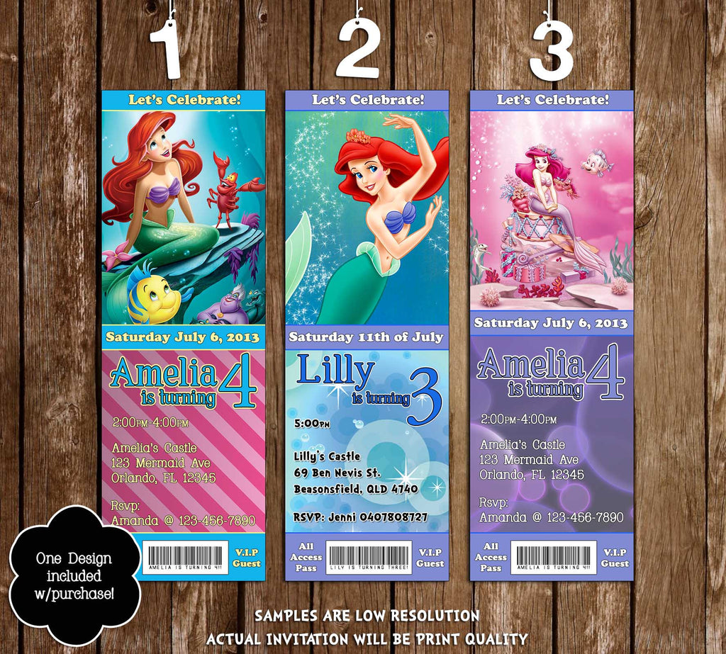 Scott brand little mermaid coupon