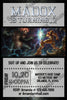 Metroid - Mother Brain -  Video Game Birthday - Invitation