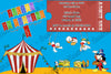 Disney Mickey Mouse Circus Thank You Card