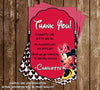 Minnie Mouse Pink Photo Birthday Party Invitation
