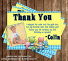 Henry Hugglemonster Thank You Card (2 Designs)