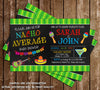 Nacho Average Baby Shower - Fiesta - Baby Shower - Invitation