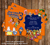Nickelodeon Nick Jr Show Birthday Party Invitation