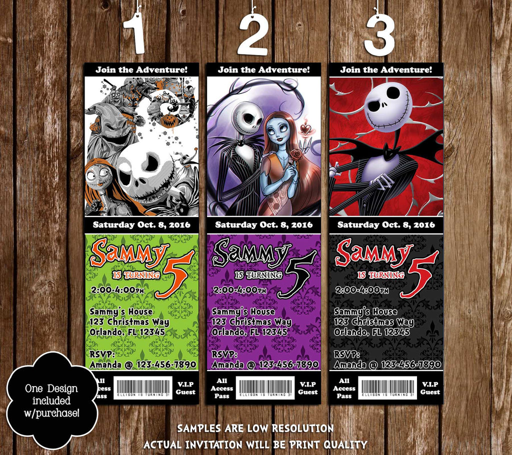 Novel Concept Designs - The Nightmare Before Christmas - Movie ...